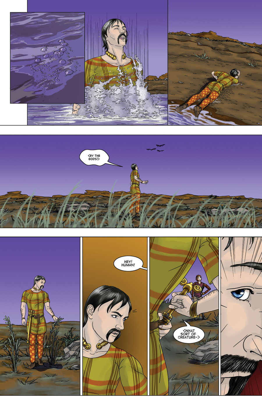 Chapter Two, Page 6